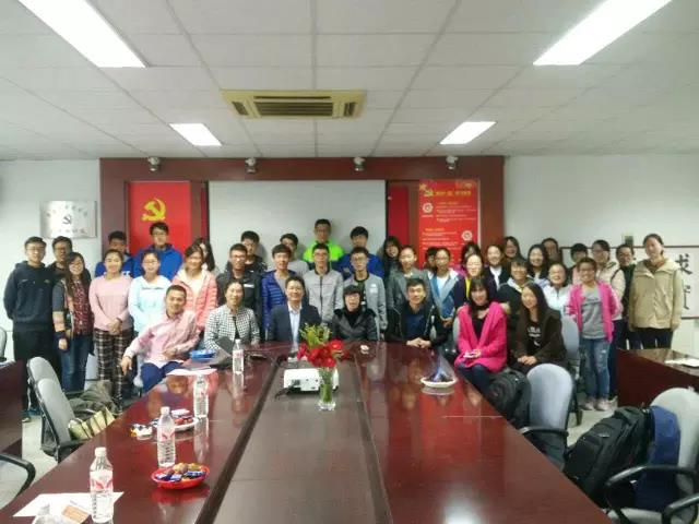 商学院学生创新创业沙龙讲座第二期开讲-青岛大学商