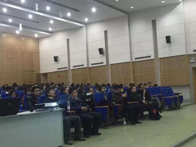 市场学系 管科系相继举行考研动员大会