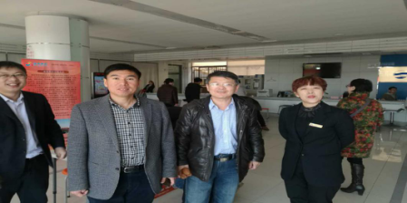 青岛大学商学院校友,共建单位及中国hrd俱乐部成员单位专场招聘会成功